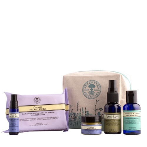 Organic Skincare kits recommended by Origin Nutrition Co.